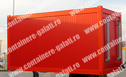 container dormitor second hand Gorj